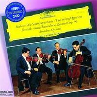 Brahms B-dúr vonósnégyese