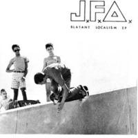 "JFA  - ""Surf punks we're not, skateboard we do ! """