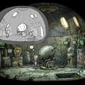 Robotkaland gyönyörű steampunk világban