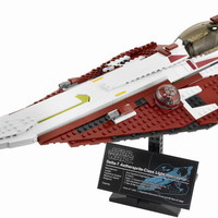 Olvasó játszik: 10215 Obi-Wan's Jedi Starfighter