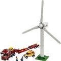 Olvasó játszik: 7747 Wind Turbine Transport