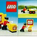 Végigjátszás: 6651 Mail Truck