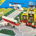Legóváros légikikötői