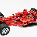 Olvasó játszik: 8674 Ferrari F-1 Racer 1:8