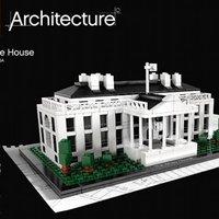 Új Lego Architecture készlet