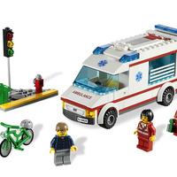 Olvasó játszik: 4431 Ambulance