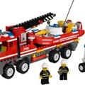 Végigjátszás: 7213 Off-Road Fire Truck & Fireboat
