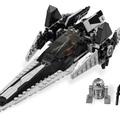 Olvasó játszik: 7915 Imperial V-Wing Starfighter