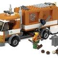 Olvasó játszik: 7991 Recycle Truck