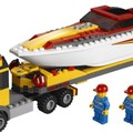Végigjátszás: 4643 Power Boat Transporter