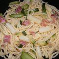 Könnyű és finom spagetti