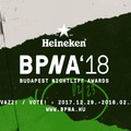 Heineken Budapest Nightlife Awards'18