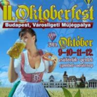 Oktoberfest Budapest 2014