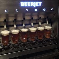 BEERJET, a szuperszonikus sörcsapoló