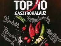 Budapest Top 10 gasztrokalauz (2018)