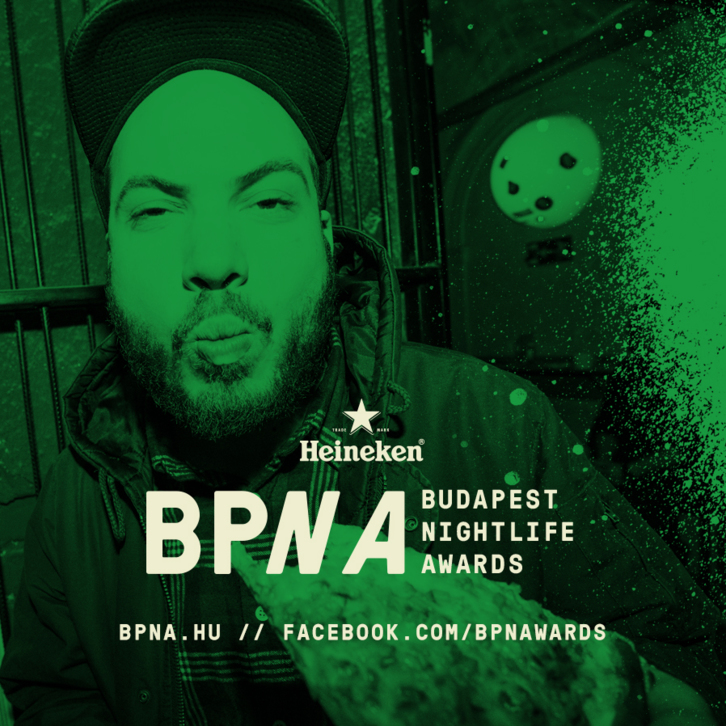 Heineken Budapest Nightlife Awards