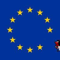 Kint sincs, bent sincs, mégis az EU-ban van