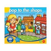 Pop to the shops - boltos társasjáték gyerekeknek