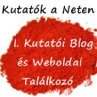 Kutatók a neten blogtalálkozó