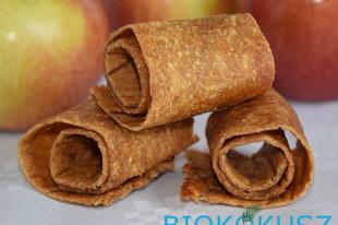 Almás gyümölcsbőr