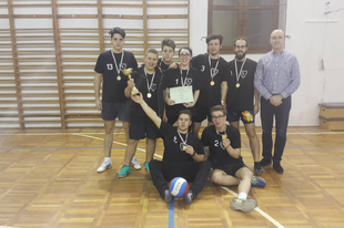 Miénk a bajnok csapat