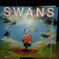Swans – White Light From The Mouth Infinity - Love Of Life – Delux Edition 3 CD