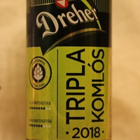Dreher Tripla Komlós 2018