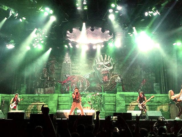 Az év koncertje: Iron Maiden