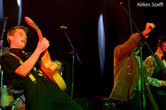 Fit Fat, CowaBunga Go-Go!, Yellow Spots Fringe 2010 koncert fotók