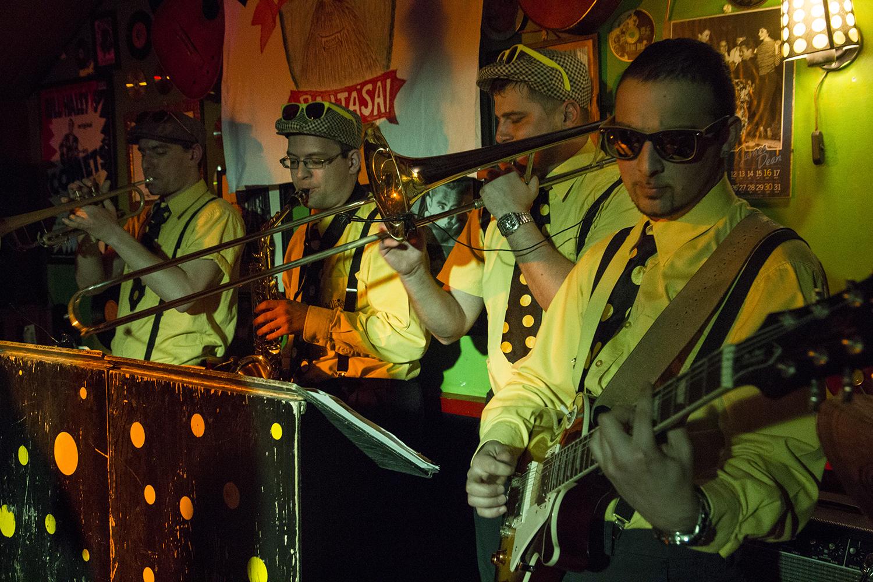 Yellow Spots koncert fotó
