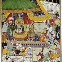 Akbar udvara