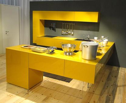 konyha, bútor, design
