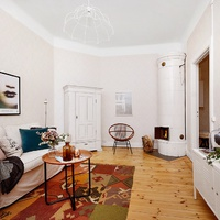 29 m2-es lakás konyhája