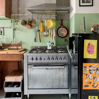 Satupad a konyhában