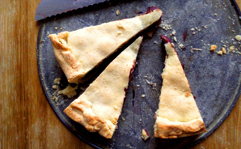 Kakaós meggyes pite - a Konyhasziget konyhájából