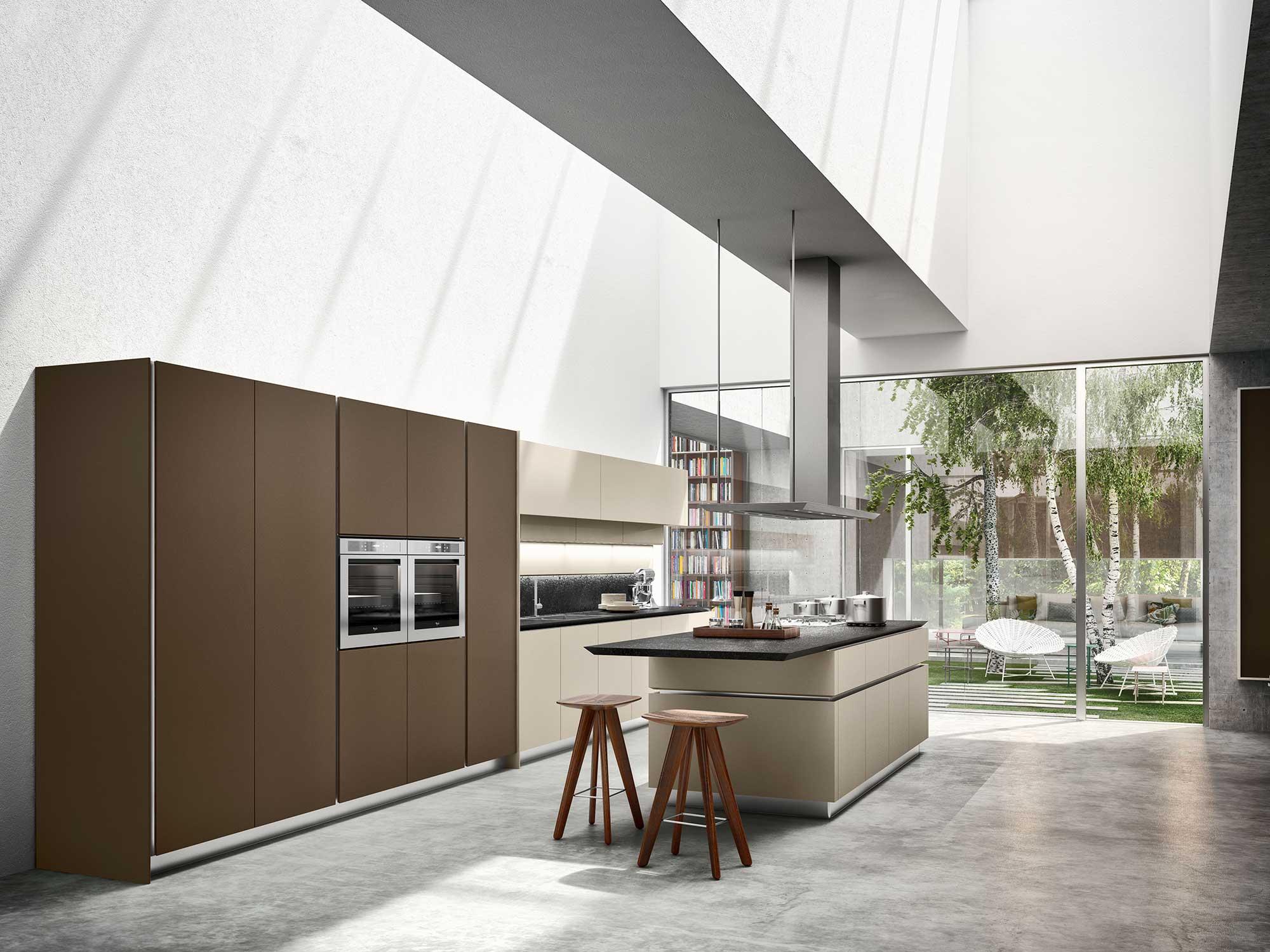 20 kreatív ötlet modern konyhasziget tervezéséhez