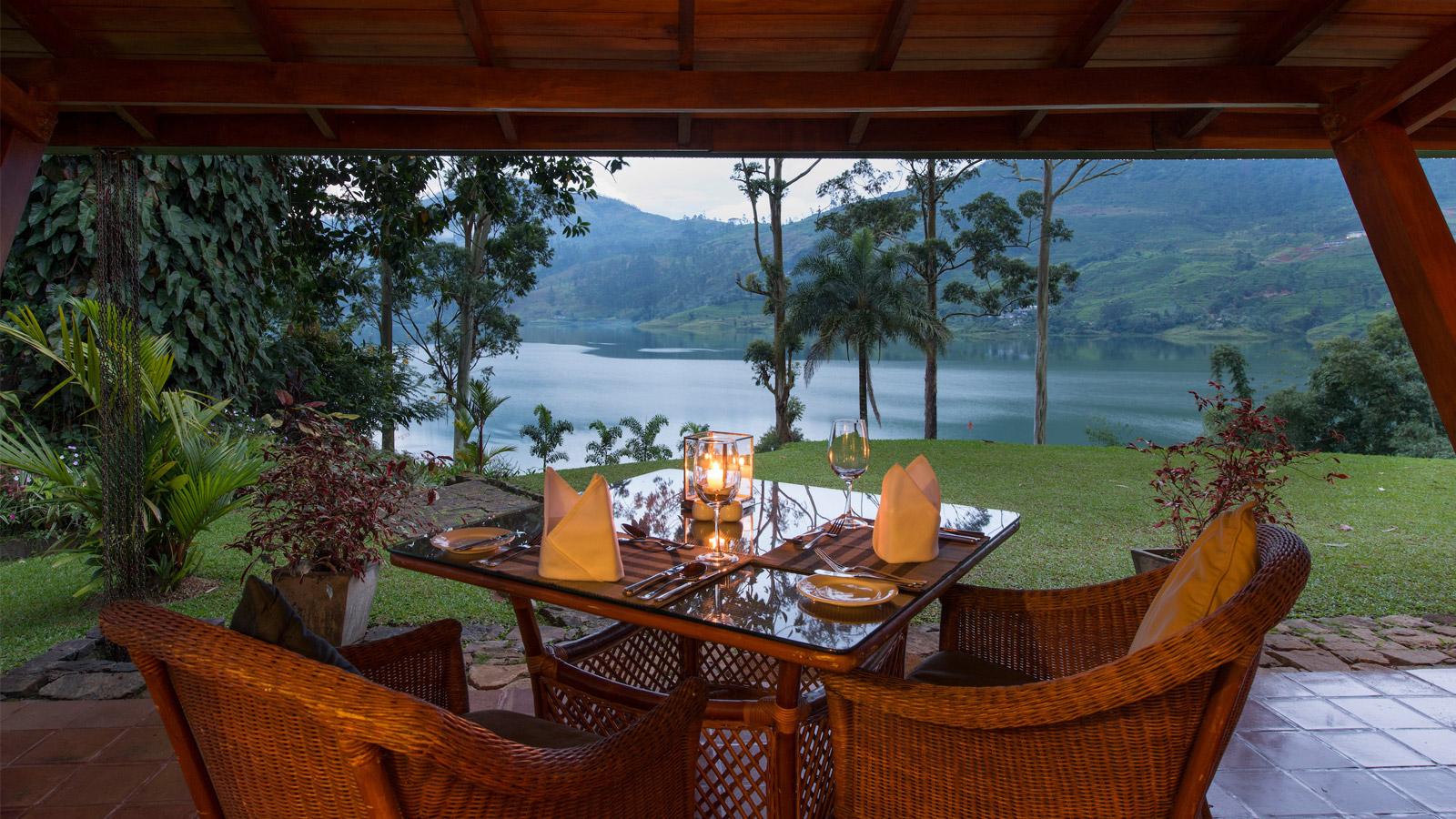 Utak a teához - luxus pihenőhely Sri Lankán