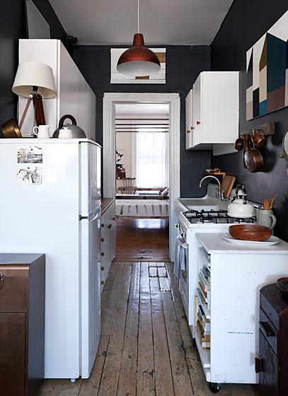 Ötletek kis konyhák berendezéséhez - Konyhasziget