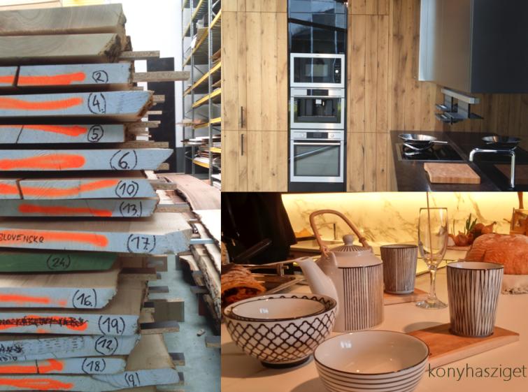 Csehországban jártam a Sykora konyhabútorgyárában