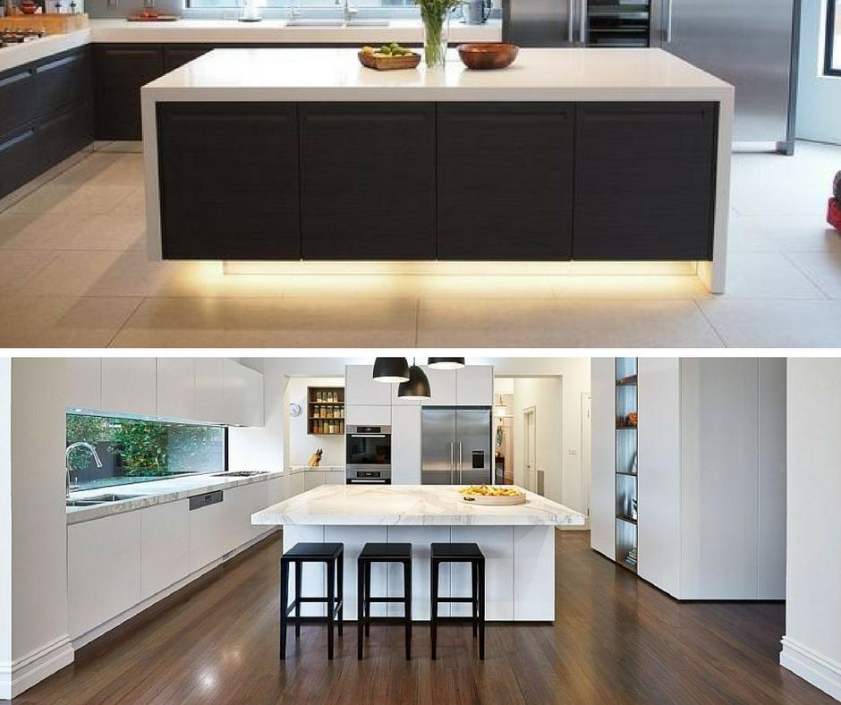 Praktikus és gyönyörű konyhaszigetek - 17+1 lenyűgöző ötlet ...