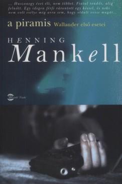 A Piramis - Henning Mankell