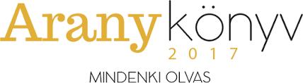 aranykönyv díj 2017