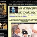 Hangoskönyv Online