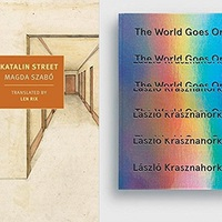 Krasznahorkai és Szabó Magda a legjobban várt könyvek között Amerikában