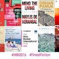 Nobel-díjasok és elsőkönyvesek is versenybe szálltak a Man Booker szuperdíjáért