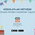 170 ingyenes mesével ünnepel a kétéves BOOKR Kids