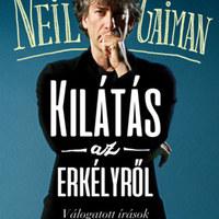 Zenéről, képregényekről, Amerikáról mesél Neil Gaiman