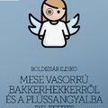 Boldizsár Ildikó: Mese Vasorrú Bakkerhekkerről és a plüssangyalba rejtett webkameráról - cyber fairy tale