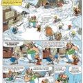 Itt egy oldal az új Asterixből!