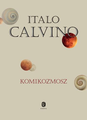 Új cím, új kötet - Komikozmosz